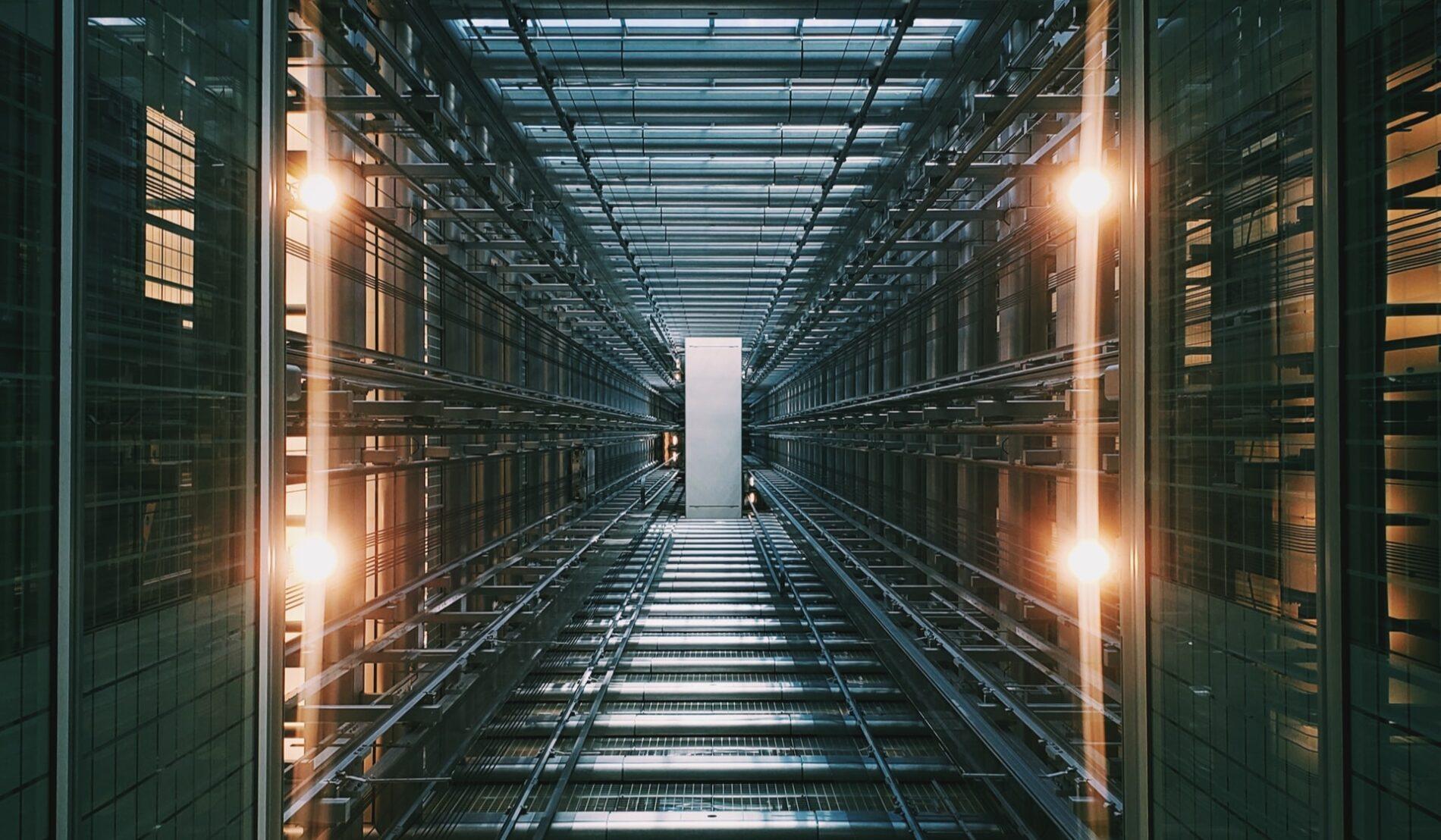 Server Corridor